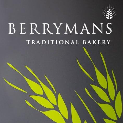 Berrymans Bakery Logo
