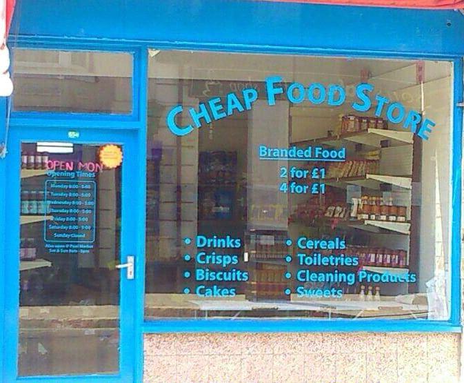 Cheap Food Store main image