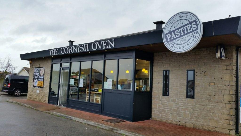 Cornish Oven Camborne Shop New Design