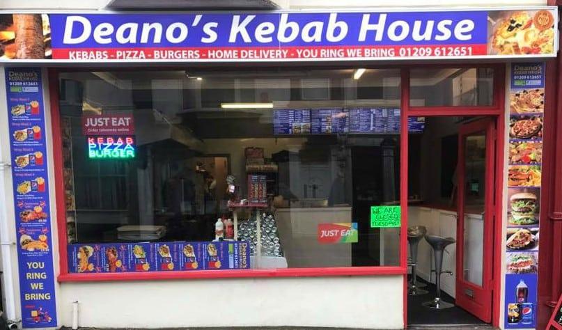 Deanos Kebab House Main Image