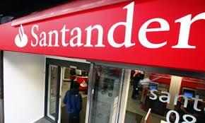 Santander Bank Main Image