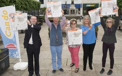 CAMBORNE LAUNCHES NEW TOWN GUIDE