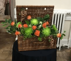 Camborne-Redruth Floral Club in Camborne, Cornwall