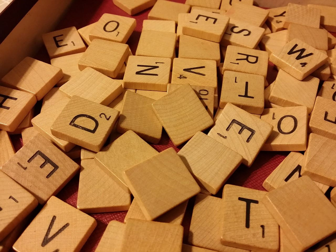Scrabble Club in Camborne, Cornwall