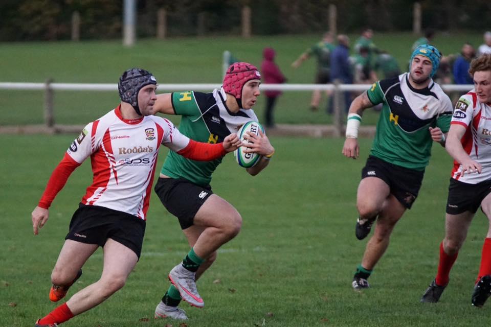 Camborne RFC v Drybrook RFC