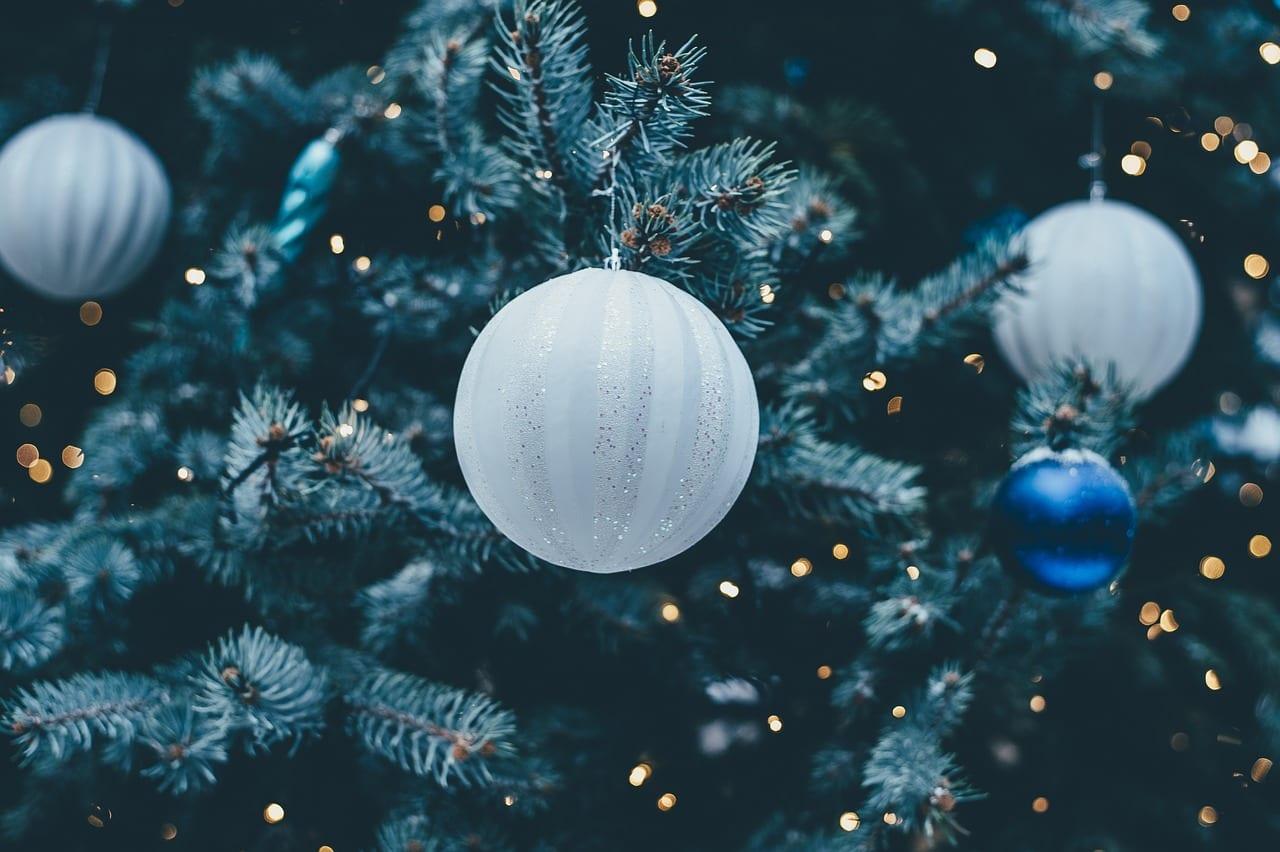 Christmas Tree Festival in Camborne