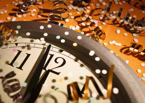 New Years Eve, Camborne, Cornwall