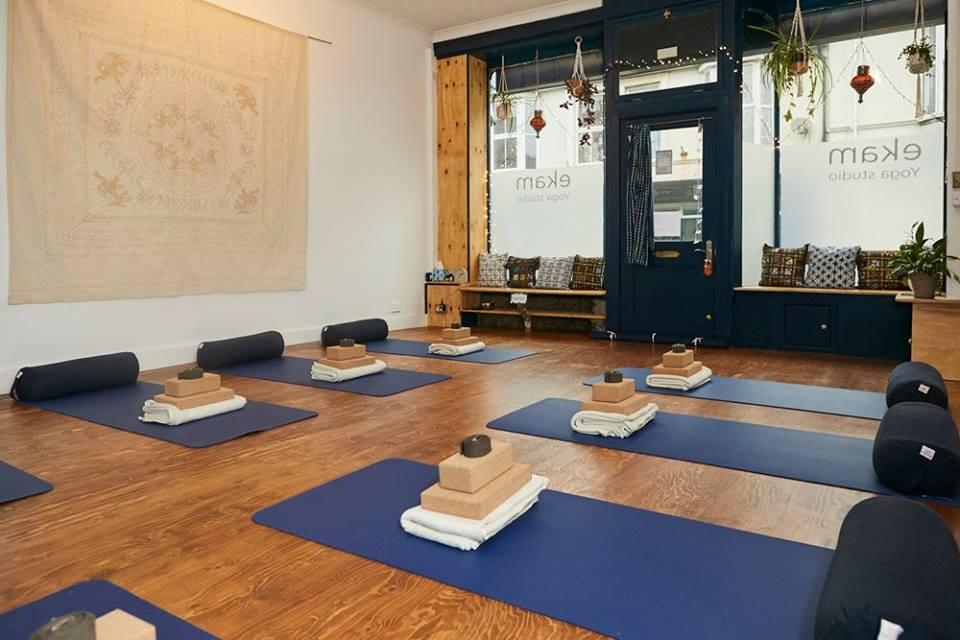Ekam Yoga Studio, Camborne, Cornwall